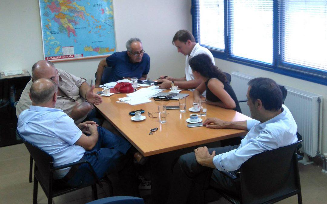 Ο ρωσικός όμιλος PSCAPITAL εμπιστεύεται την ΕΥΡΩΦΑΡΜ για την απόκτηση τεχνογνωσίας