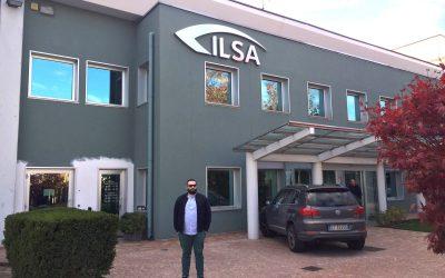Επίσκεψη στο εργοστάσιο της ILSA στην Ιταλία